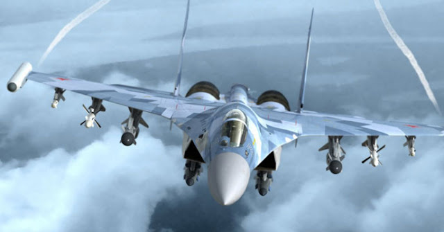 Russia Delivered 10 Su-35 Fighter Jets To China