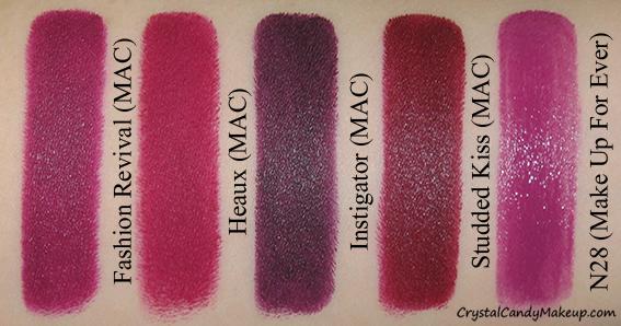 Matte Lipstick by MAC #18