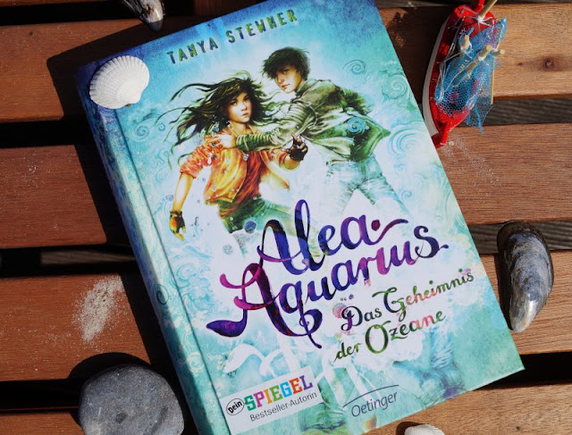 Alea Aquarius: Das Geheimnis der Ozeane (Buchrezension + Verlosung): Band 3 der spannenden Meermädchen Saga von Tanya Stewner