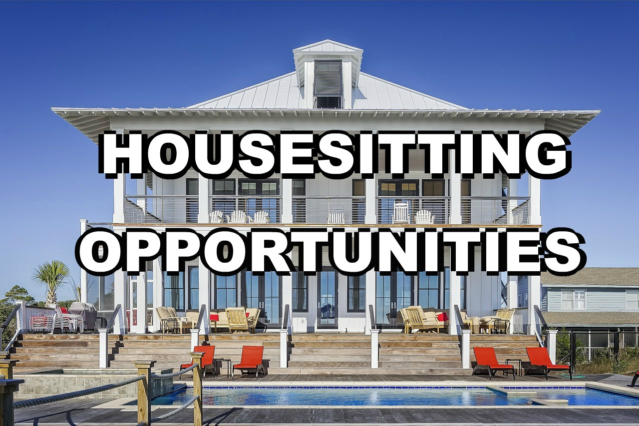 House sitting opportunities luxury long term worldwide for House siting