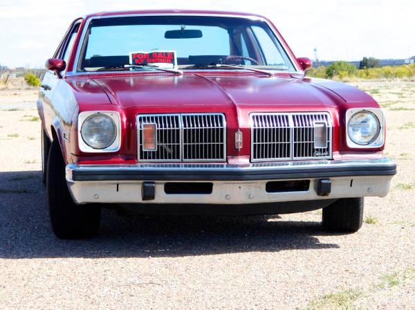 oldsmobile omega  sale buy american muscle car