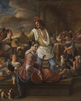 Imagem de Lázaro e o rico, pintura, #1