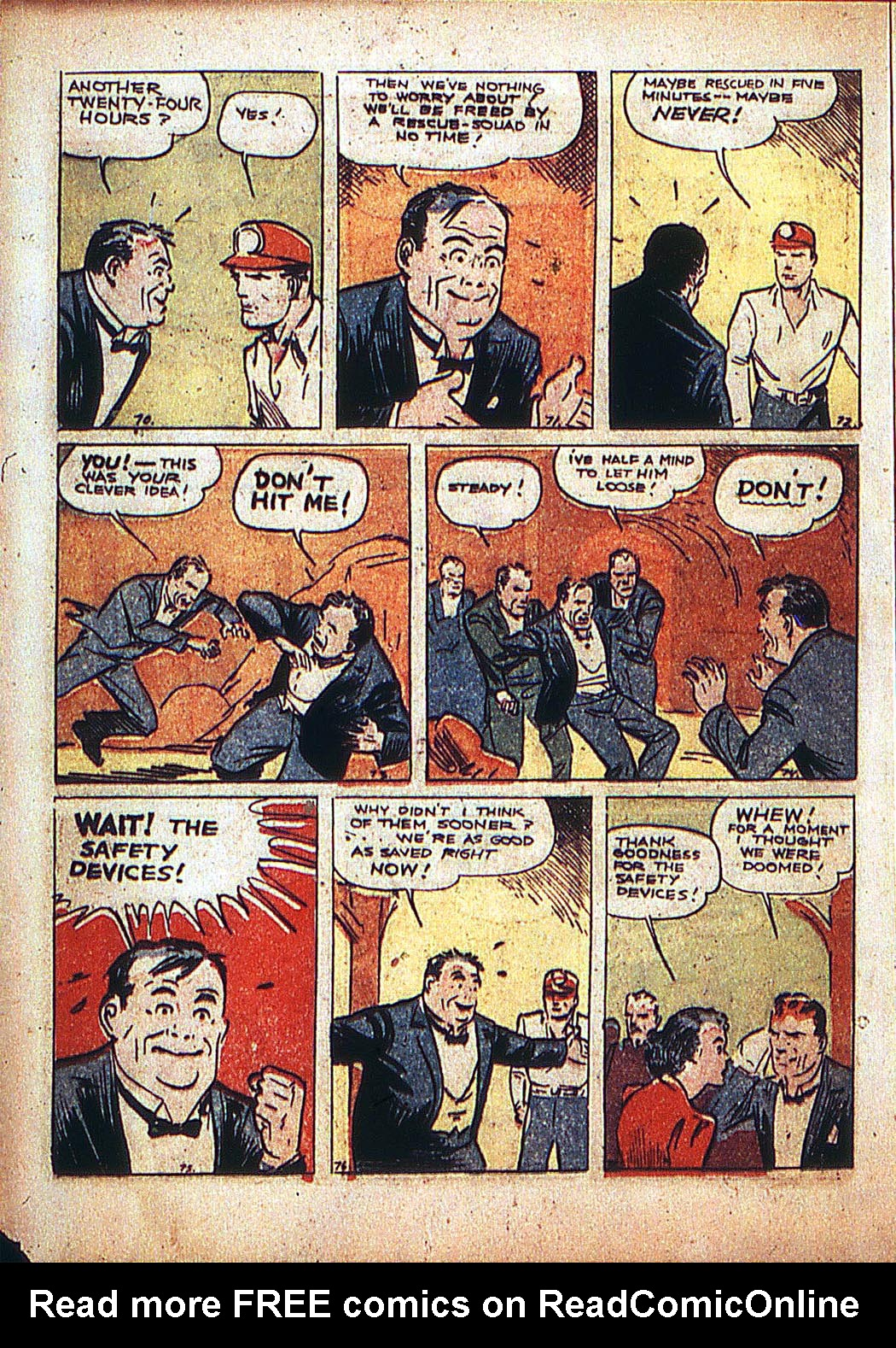 Read online Action Comics (1938) comic -  Issue #3 - 12