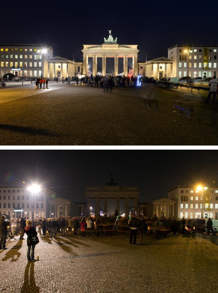 Berlin, Đức. Hình ảnh: Soeren Stache, Picture-Alliance/APD via Associated Press.