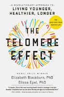 Book cover of The Telomere Effect