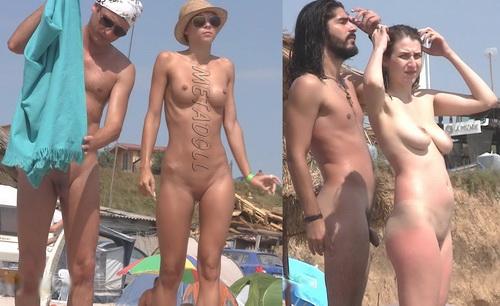 NudeBeach sb14077-14083 (Nude Beach Voyeur)