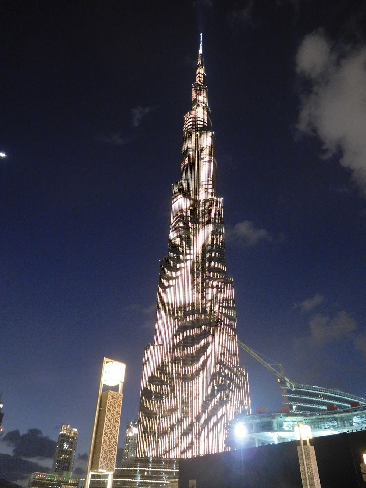 On the top of the world Burj Khalifa – www veronikaindubai com