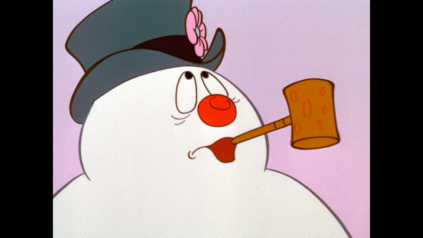 Animated Friendly Films: Frosty the Snowman
