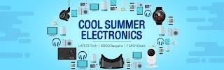 عروض وتخفيضات الصيف على الاجهزة الالكترونية من gearbest