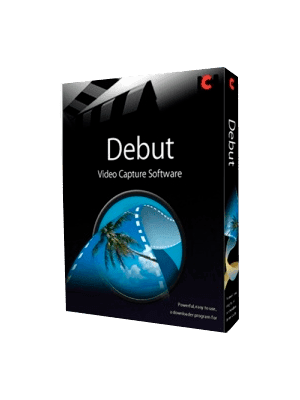 NCH Debut Video Capture Software Pro Box Imagen