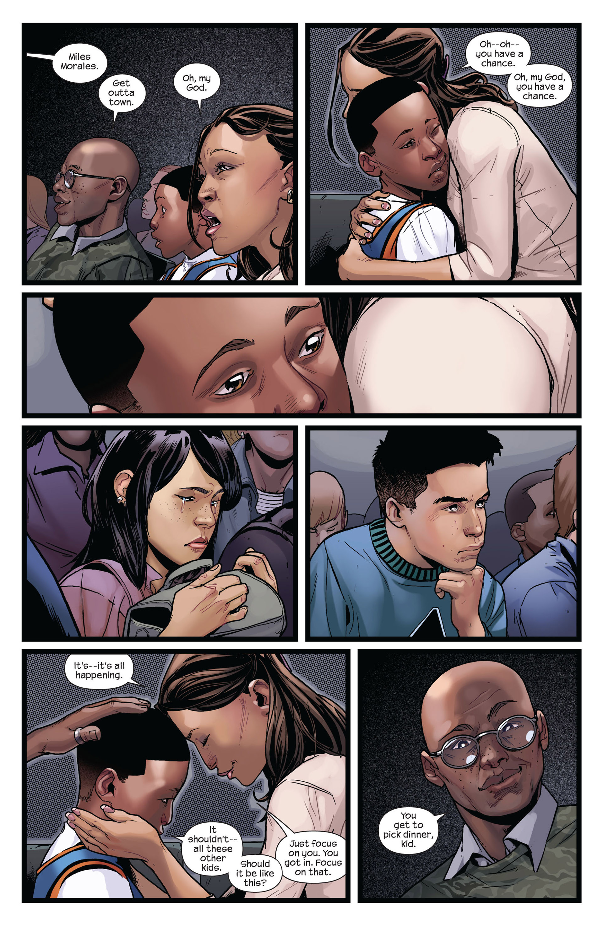 Read online Ultimate Comics Spider-Man (2011) comic -  Issue #1 - 10