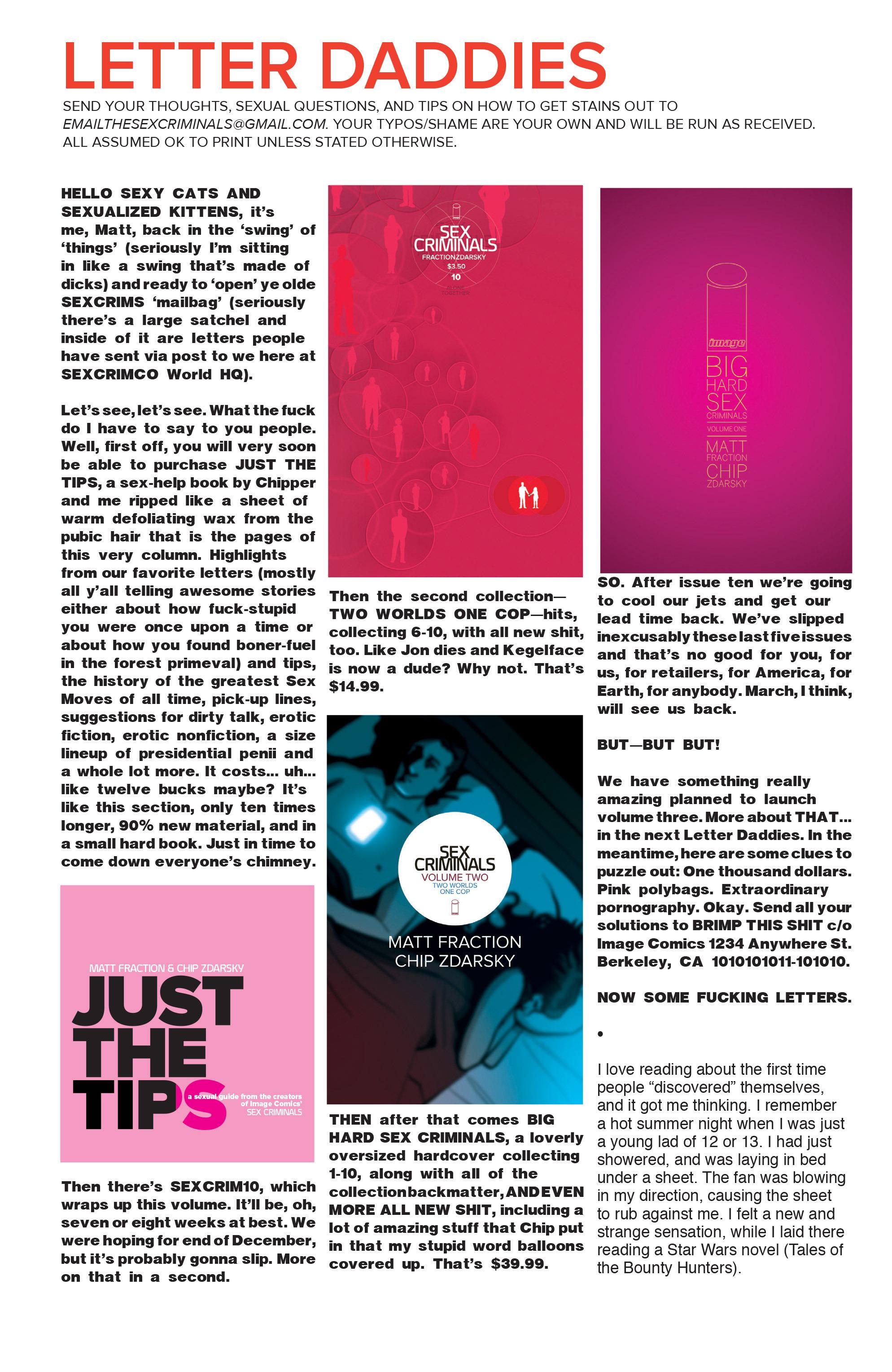 Read online Sex Criminals comic -  Issue #9 - 23