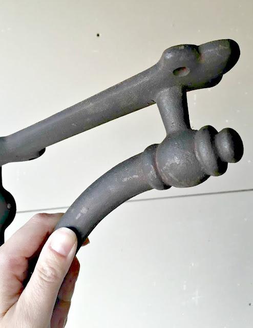 restoration hardware arc brackets