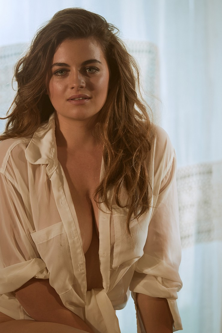 Ronja Forcher Hot Photoshoot