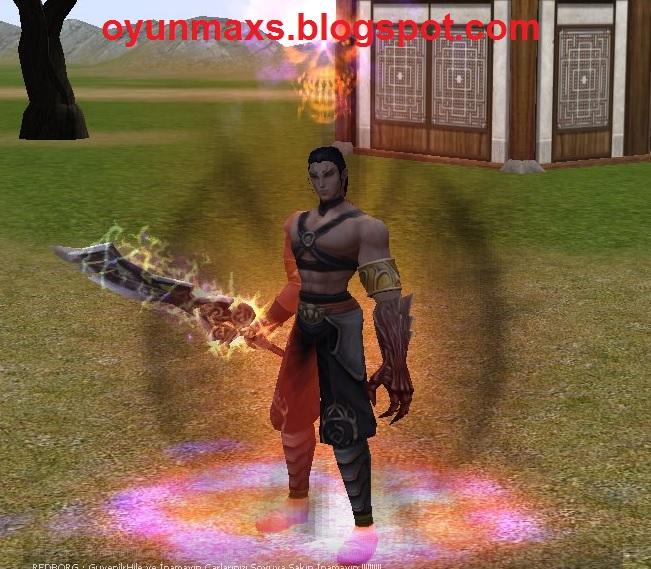 Oyunmaxs: Büyülü Silah Sura Karakter Gelişimi Skil Ve