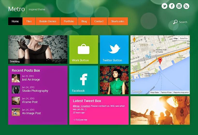 Metro wordpress theme download - FREE WORDPRESS TEMPLATE