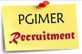 PGIMER Recruitment