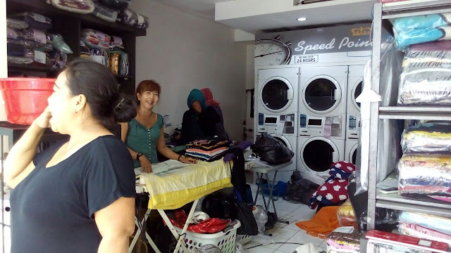 9 Jual Mesin Laundry Stacking Koin | Paket Usaha Laundry Koin