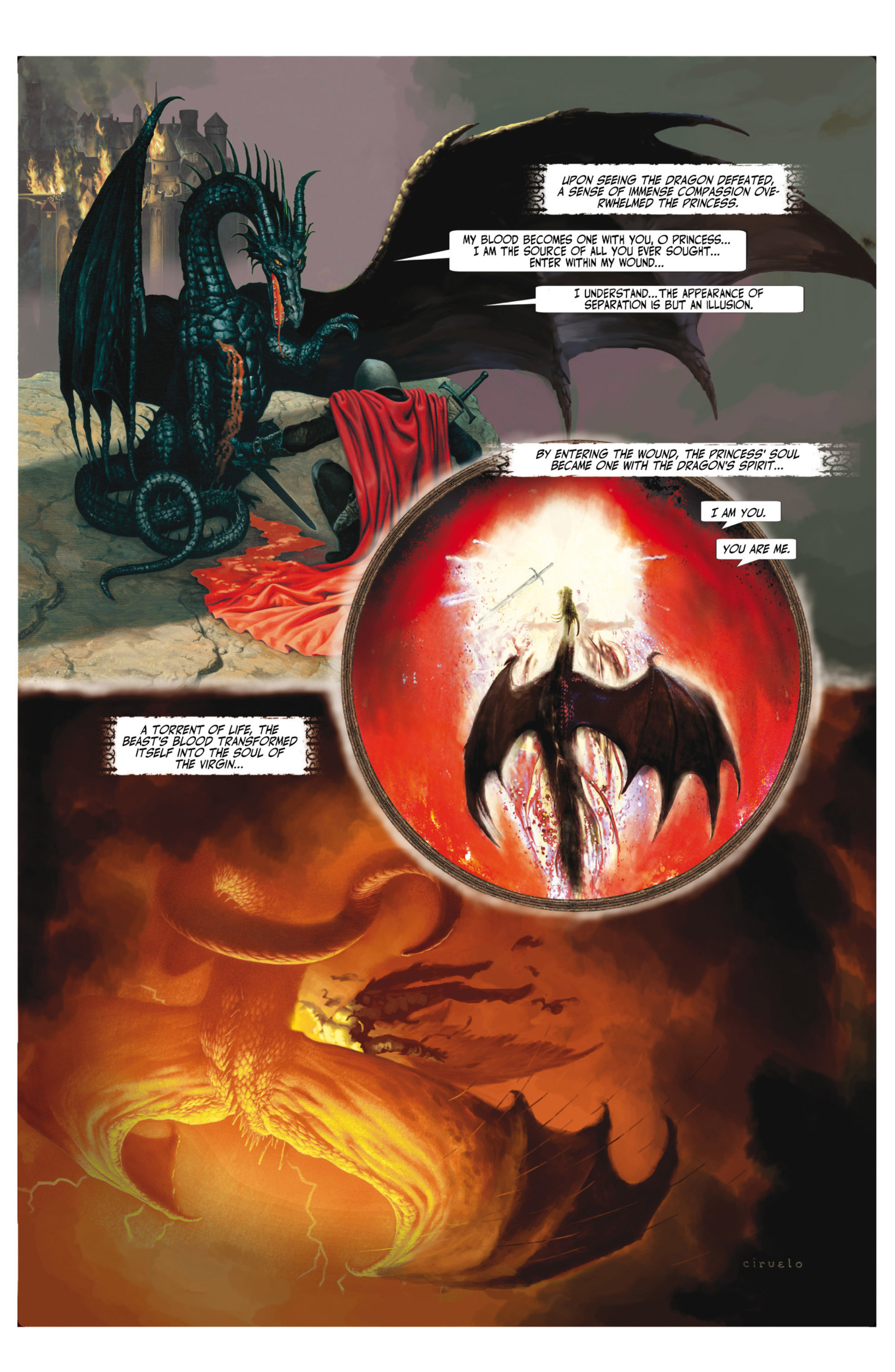 Read online Alejandro Jodorowsky's Screaming Planet comic -  Issue #2 - 49