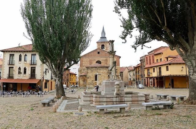 Plaza del Trigo,