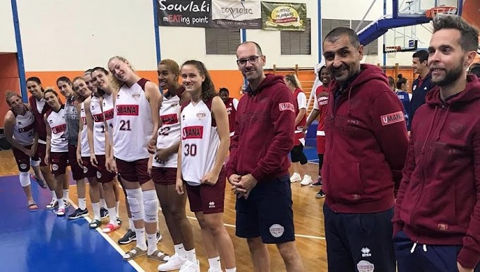 H Bενέτσια νικήτρια του 3ου διεθνούς τουρνουά γυναικών της Λευκάδας-Τα σημερινά αποτελέσματα
