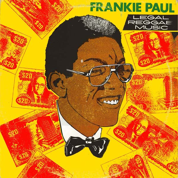 Frankie Paul Legal Reggae Music