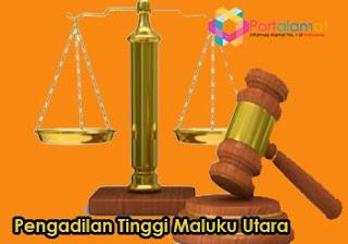 Alamat Pengadilan Tinggi Maluku Utara