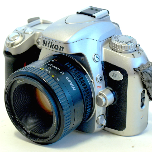 Nikon U2 (N75 / F75) AF SLR Film Camera