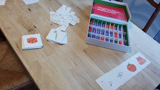 Le coffret de lecture Montessori Nathan apprentissage maternelle