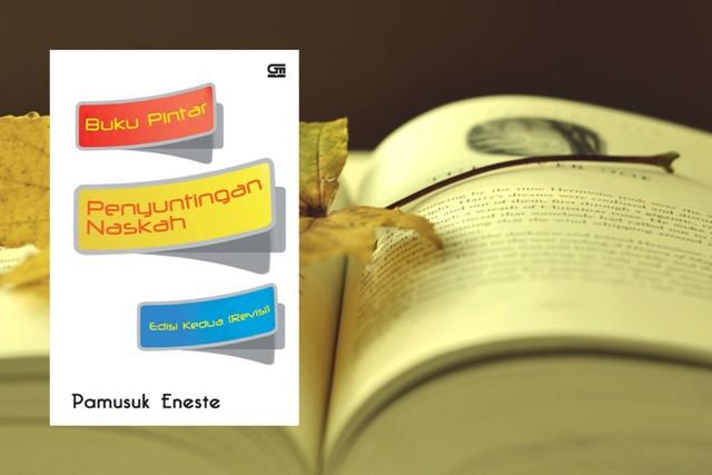 Buku Pintar Penyuntingan Naskah
