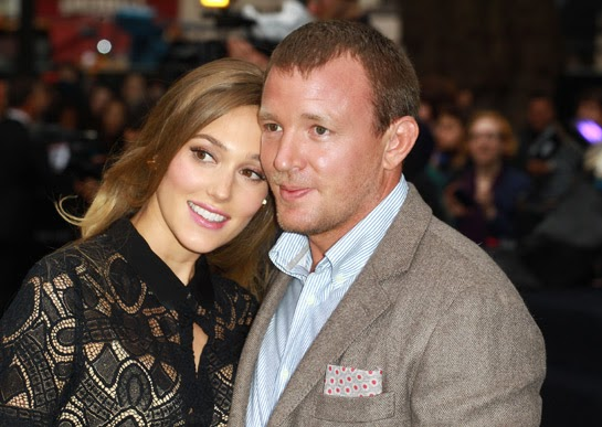 Chatter Busy: Guy Ritchie Welcomes Third Child With ...