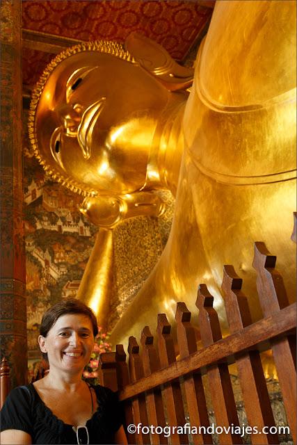 Wat Pho o templo del Buda reclinado