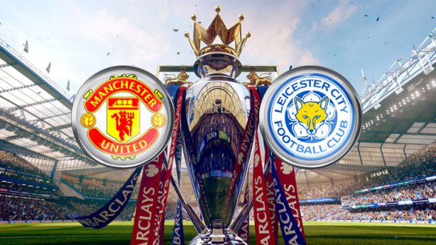 Nonton Siaran Langsung Manchester United vs Leicester City via Live Streaming