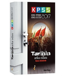 KPSS Tarihin Arka Odası Konu Anlatımlı 2017