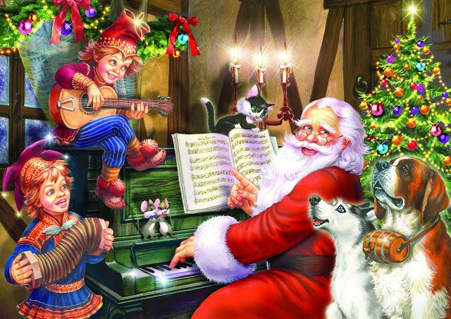 Christmas carols christmas image