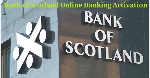 Mix · www bankofscotland co uk/activate: Bank of Scotland Online Banking