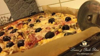Pizza - etapa 5