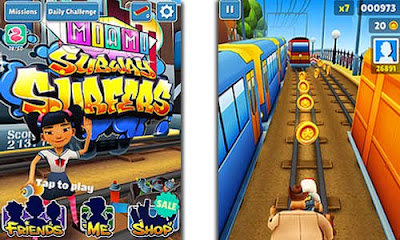 Game Subway Surf Android