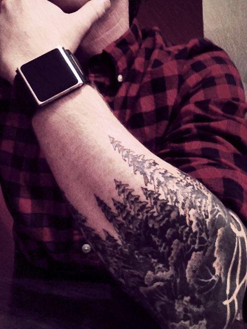 16 Popular Tree Tattoos Ideas
