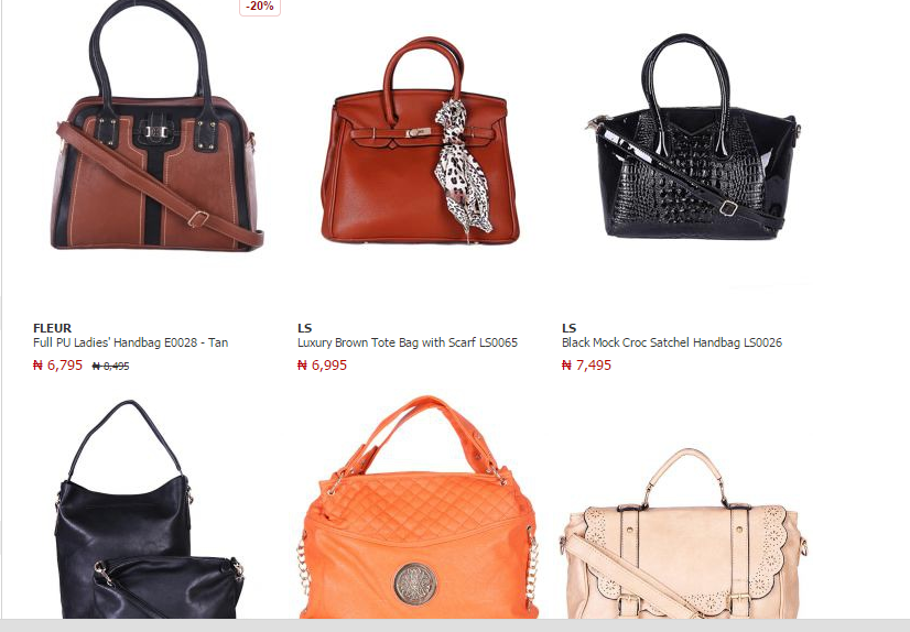 Buy Designer Handbags for Ladies Online In Nigeria - Cheap ...