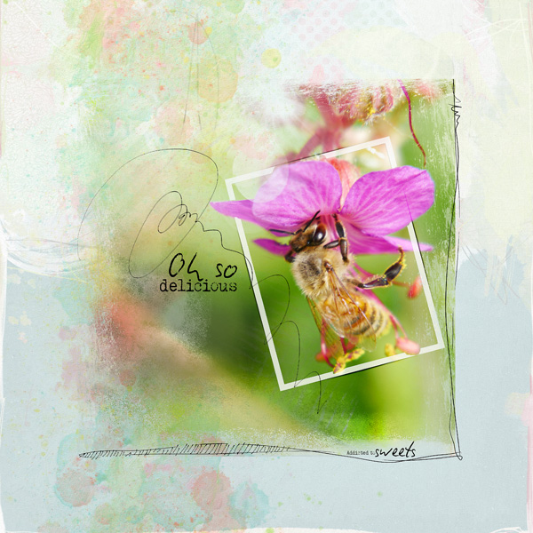 scrapbooking digital clindoeildesign clin d'oeil design NBK Design Candy Crush Collection