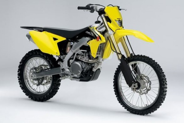 Harga Motor Trail Suzuki Terbaru Februari 2018