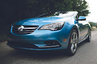 Buick Cascada Sport Touring (2017) Front Side