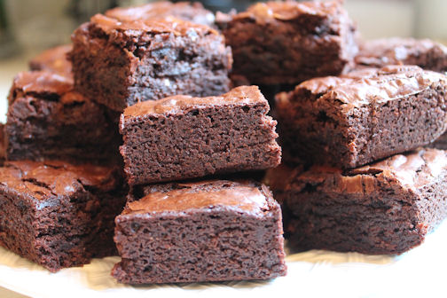 Yummy Fudge Brownies