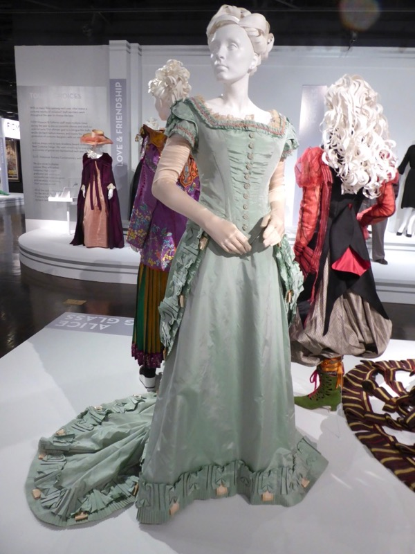 Alice Looking Glass Alexandra Victorian gown