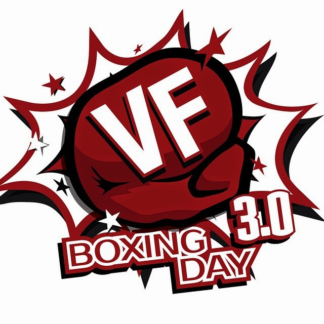 Vendeur Festival Boxing Day