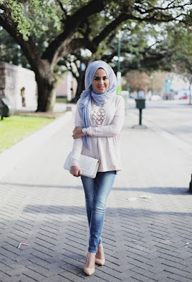 baju islamic remaja masa sekarang