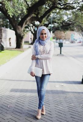 baju muslim remaja masa-masa kini
