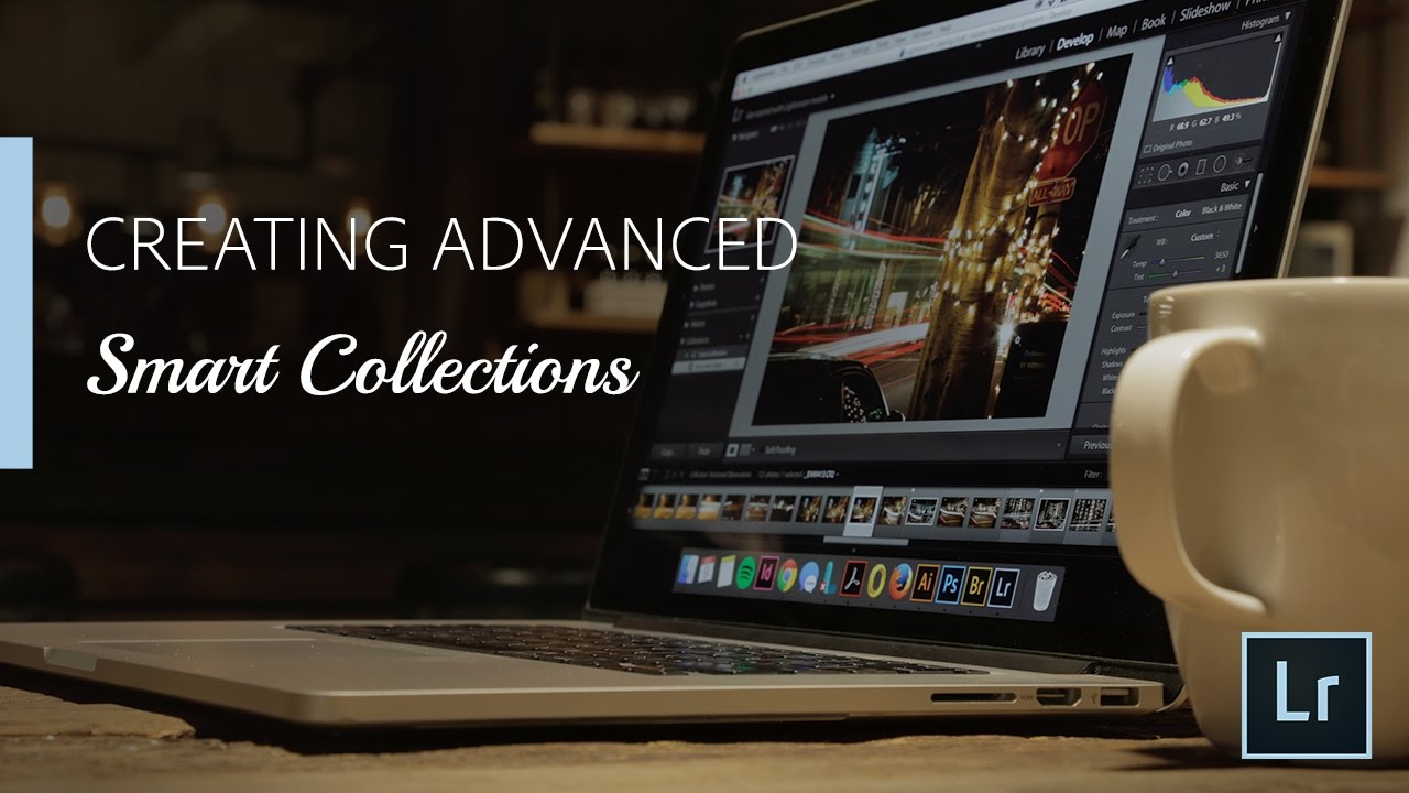 Lightroom: Creating Advanced Smart Collections