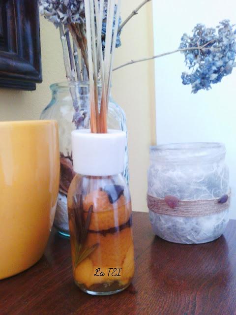 Deodorante per ambienti fai da te ecologico
